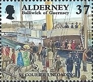 [Historical Development of Alderney, type DW]