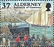 [Historical Development of Alderney, type DX]