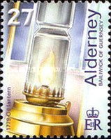 [the 50th Anniversary of the Electrification of Lighthouses, type GM]