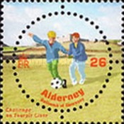 [The 100th Anniversary of FIFA, type HV]
