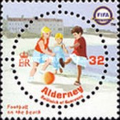 [The 100th Anniversary of FIFA, type HW]