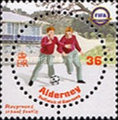 [The 100th Anniversary of FIFA, type HX]