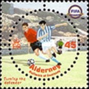 [The 100th Anniversary of FIFA, type HZ]