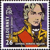 [The 200th Anniversary of the Battle of Trafalgar, type IS]