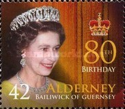 [The 80th Anniversary of the Birth of Queen Elizabeth II, type JP]