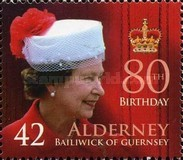[The 80th Anniversary of the Birth of Queen Elizabeth II, type JQ]