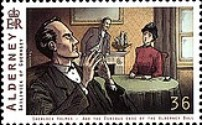 [Sherlock Holmes - The 150th Anniversary of the Birth of Sir Arthur Conan Doyle, type MY]