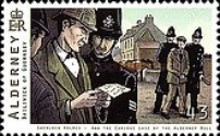 [Sherlock Holmes - The 150th Anniversary of the Birth of Sir Arthur Conan Doyle, type MZ]