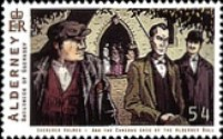 [Sherlock Holmes - The 150th Anniversary of the Birth of Sir Arthur Conan Doyle, type NB]