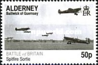 [The 70th Anniversary of the Battle of Britain, type NN]