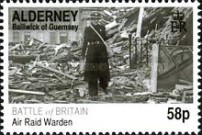 [The 70th Anniversary of the Battle of Britain, type NO]