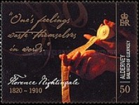 [The 100th Anniversary of the Death of Florence Nightingale, type NU]