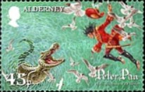 [Peter Pan - The 150th Anniversary of the Birth of J.M.Barrie, type OF]