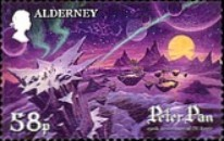 [Peter Pan - The 150th Anniversary of the Birth of J.M.Barrie, type OI]