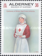[British Red Cross Uniforms, type PD]