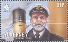 [The 100th Anniversary of the Titanic Disaster, type PU]