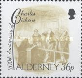 [The 200th Anniversary of the Birth of Charles Dickens, 1812-1870, type PW]