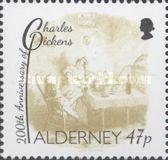 [The 200th Anniversary of the Birth of Charles Dickens, 1812-1870, type PX]