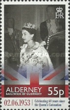 [The 60th Anniversary of the Coronation of Queen Elizabeth II, type RD]