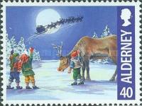 [Christmas - Rudolph the Red-Nosed Reindeer, type RO]