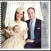 [The 1st Anniversary of the Birth of Prince George of Cambridge, type SI]