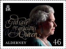 [The 65th Anniversary of the Coronation of Queen Elizabeth II, type WG]