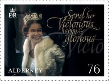 [The 65th Anniversary of the Coronation of Queen Elizabeth II, type WJ]