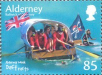 [Alderney Week, type WQ]