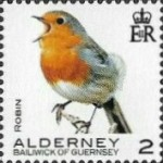 [Definitives - Alderney Birds, type YJ]