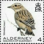 [Definitives - Alderney Birds, type YL]