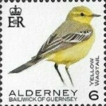 [Definitives - Alderney Birds, type YN]