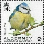 [Definitives - Alderney Birds, type YQ]