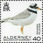 [Definitives - Alderney Birds, type YT]