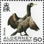 [Definitives - Alderney Birds, type YU]