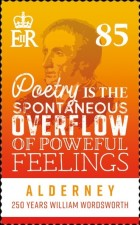 [The 250th Anniversary of the Birth of William Wordsworth, 1770-1850, Typ ZB]