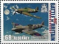 [The 80th Anniversary of the Battle of Britain, type ZF]