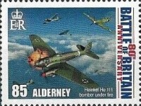 [The 80th Anniversary of the Battle of Britain, type ZH]