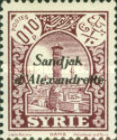 [Syrian Stamps Overprinted in Black or Red, Typ A]