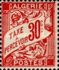 [Postage Due Stamps without