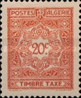 [Postage Due Stamps, Typ G]