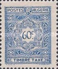 [Postage Due Stamps, Typ G1]