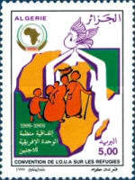 [The 40th Anniversary of the Organization of the African Unity Convention on Refugees, Typ AKH]