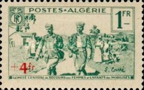 [Charity Stamps, type AO2]
