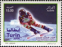 [Winter Olympic Games - Turin, Italy, Typ ATJ]