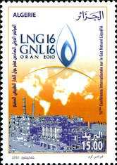 [The 16th Anniversary of the International Conference in Liquefied Natural Gas, Typ AYQ]