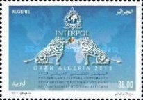 [The 22nd INTERPOL African Regional Conference, Oran, Typ BCO]