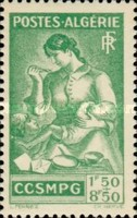 [Charity Stamps, Typ BD1]