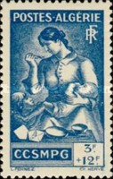 [Charity Stamps, Typ BD2]