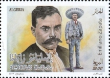 [The 100th Anniversary of the Death of Emiliano Zapata, 1879-1919, Typ BJX]