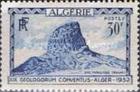 [The 19th Anniversary of the International Geological Convention, Algiers, Typ DB]